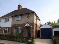 semi detached home in Heatherley Close...