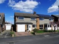3 bed semi detached property for sale in Long Meadowgate...