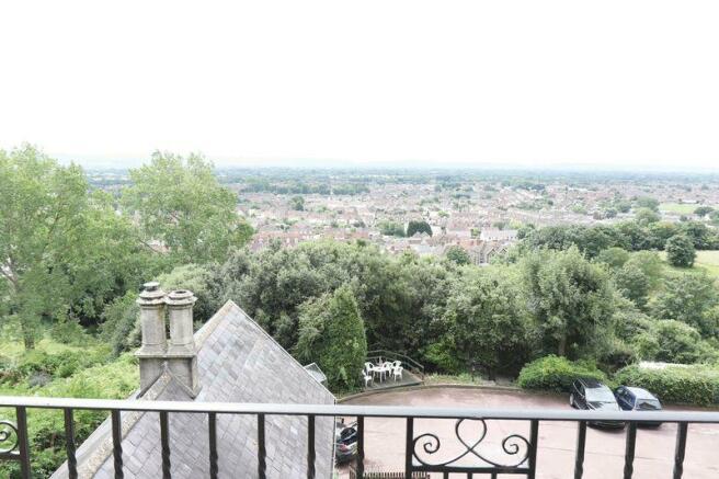 Stunning views...