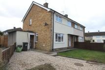 semi detached property for sale in Greenfield Crescent...