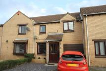 Terraced house in Elgar Close, Clevedon