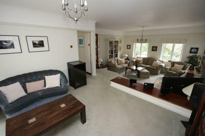A fabulous lounge