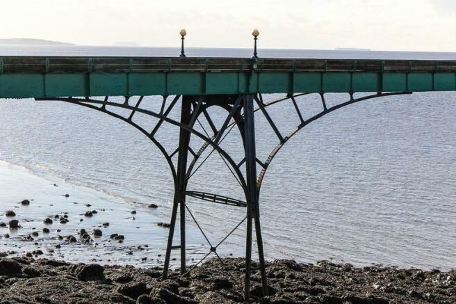 Our famous pier