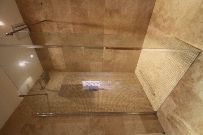 Impressive shower