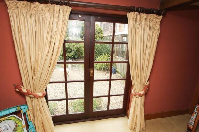 French doors i...