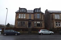 Flat in Union street, Greenock...