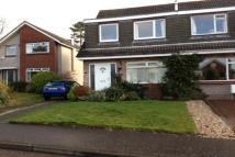 3 bedroom semi detached home to rent in Fife Avenue, Fairlie
