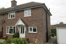 3 bed semi detached property to rent in Balls Green, Withyham...
