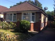 Browning Avenue Detached Bungalow to rent