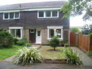 semi detached house to rent in Holmesland Walk, Botley...