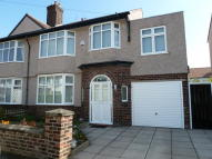 semi detached property in Bangor Road, Wallasey...