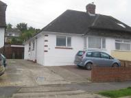 2 bedroom Semi-Detached Bungalow in Carlton Road, Fareham...