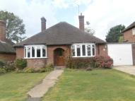 Detached Bungalow in Copthall Avenue...