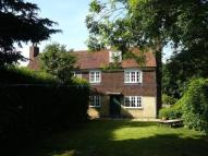 Silver Hill semi detached property to rent