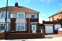 semi detached home in Logan Road...