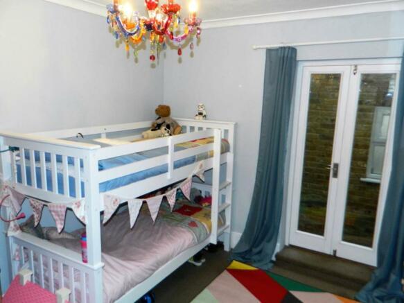 2nd bedroom angle 2