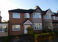 3 bed End of Terrace property in Thurlstone Road, Ruislip...