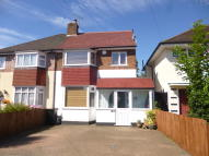 4 bed semi detached house in PINE GARDENS, Ruislip...