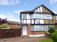 semi detached home for sale in Dulverton Road, Ruislip...