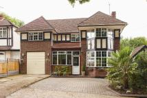 Detached property in The Close, Uxbridge...