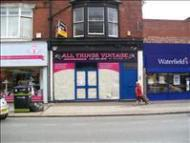 Shop to rent in 104 South Road...