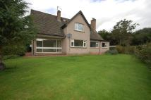 Detached property to rent in Crosslee Farmhouse...