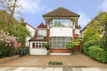Detached home in Armitage Road, London...