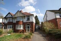 4 bed semi detached home in Batcliffe Drive...
