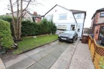 semi detached house in Alexandra Drive, Bootle