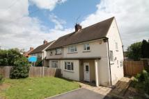 3 bed semi detached home to rent in St. Albans Close...