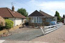 Hamlet Close Bungalow for sale