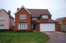 4 bed Detached house for sale in Hering Drive, Heybridge...