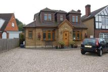 Detached house for sale in Old Wickford Road South...