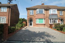 3 bedroom semi detached house in Salisbury Avenue...