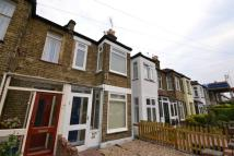 3 bedroom Terraced home in Coleridge Road...