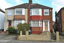 semi detached property to rent in Grasvenor Avenue...