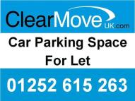 property to rent in Parking Space, Kings Road, Haslemere