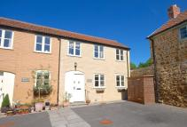 semi detached property in CENTRAL CASTLE CARY