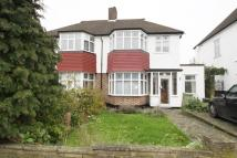 3 bedroom semi detached home in Greenview Avenue...