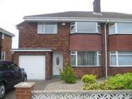 semi detached property in Staindrop Drive...