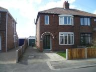semi detached house in Hatfield Avenue...