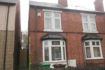 semi detached property in Broomhill Road...