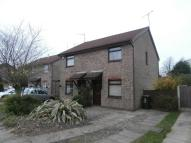 2 bed semi detached house in Muirfield Close...
