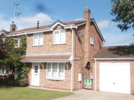 3 bed semi detached property in Goldfinch Close...
