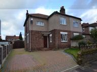3 bed semi detached home in Merton Road, Sale...