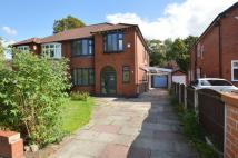 semi detached home to rent in Framingham Road, Sale...