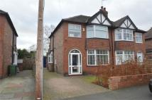 semi detached house to rent in Ludford Grove, SALE...