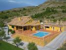 5 bed Detached Villa in Valencia, Alicante, Sax