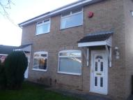 semi detached house in Hamilton Grove...