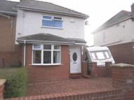 2 bedroom semi detached property in Masters Crescent...